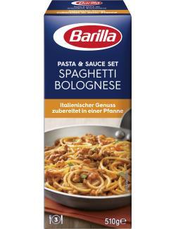 Barilla Kochset für Spaghetti Bolognese  (510 g) - 8076809569781