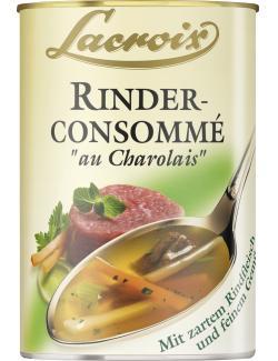 Lacroix Rinder-Consommé au Charolais  (400 ml) - 4009062341089