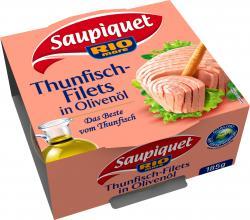 Saupiquet Thunfischfilets in Olivenöl  (135 g) - 3165950077018