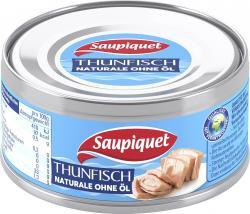 Saupiquet Thunfisch naturale ohne Öl  (140 g) - 3165957380012