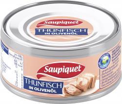 Saupiquet Thunfisch in Olivenöl  (140 g) - 3165950308075