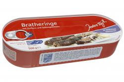 Jeden Tag Bratheringe in würziger Marinade  (500 g) - 4306188050858