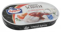 Appel Nordsee Scholle in Tomaten Creme  (170 g) - 4020500964202