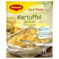 Maggi fix & frisch Kartoffel Gratin  (42 g) - 7613030691945