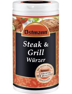 Ostmann Steak & Grill Würzmischung  (60 g) - 4002674045505