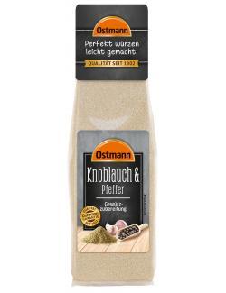 Ostmann Knoblauch & Pfeffer Gewürzzubereitung  (50 g) - 4002674054781