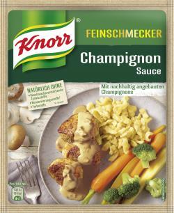 Knorr Feinschmecker Champignon Sauce  (250 ml) - 4038700114136