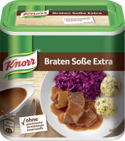 Knorr Braten Soße extra  (2,50 l) - 4038700117120