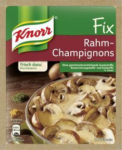 Knorr Fix Rahm-Champignons  (33 g) - 4000400145482
