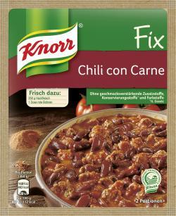 Knorr Fix Chili con Carne  (37 g) - 4000400103000