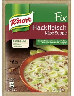 Knorr Fix Hackfleisch Käse-Suppe  (64 g) - 4000400126689
