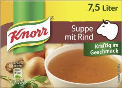 Knorr Fleisch Suppe  (8 l) - 4000400141453