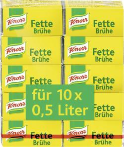 Knorr Fette Brühe  (5 l) - 40387741