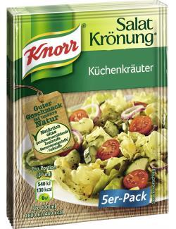 Knorr Salatkrönung Küchenkräuter  - 4000400119391