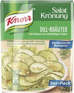 Knorr Salatkrönung Dill-Kräuter  - 4038700119421
