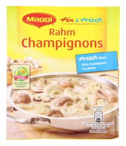Maggi fix & frisch Rahm Champignons  (40 g) - 7613030712374