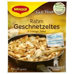 Maggi fix & frisch Rahm Geschnetzeltes  (42 g) - 7613030721185