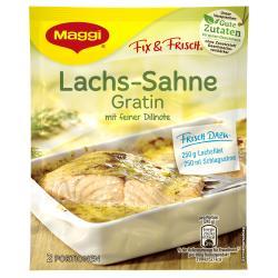 Maggi fix & frisch Lachs-Sahne Gratin  (26 g) - 7613030712527