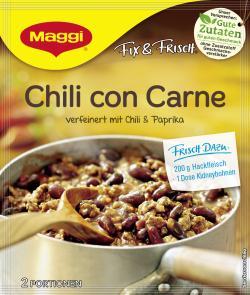 Maggi fix & frisch Chili con Carne  (33 g) - 7613030711773