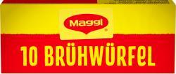 Maggi Brühwürfel  (10 x 0,25 l) - 4005500304814