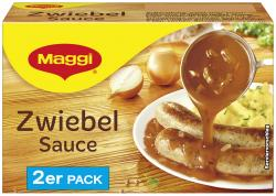 Maggi Delikatess Zwiebel-Sauce  (2 x 0,25 l) - 4005500310617