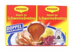 Maggi Delikatess Sauce zu Schweinebraten  (2 x 0,25 l) - 4005500311539