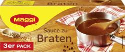 Maggi Delikatess Sauce zu Braten  (3 x 0,25 l) - 4005500319207