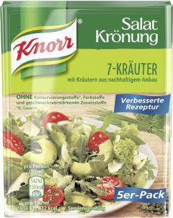Knorr Salatkrönung 7-Kräuter  - 4000400121479