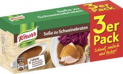 Knorr Soße zu Schweinebraten  (3 x 0,25 l) - 4000400117717