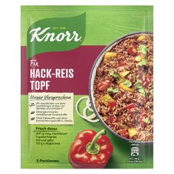 Knorr Fix Hack-Reis Topf  (49 g) - 4000400121622