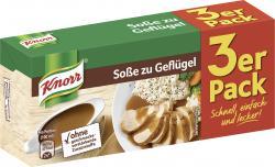 Knorr Soße zu Geflügel  (3 x 0,25 l) - 4000400117151
