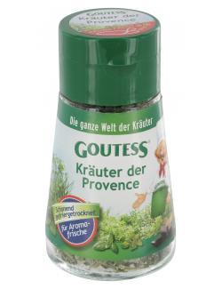Goutess Kräuter der Provence  (6 g) - 4002874753217