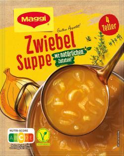 Maggi Guten Appetit Zwiebel-Suppe  - 7613031483426