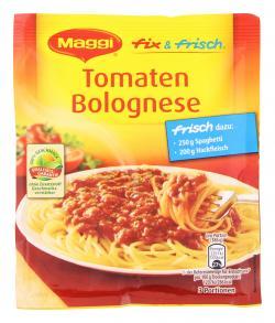 Maggi fix & frisch Tomaten Bolognese  (52 g) - 7613031895618