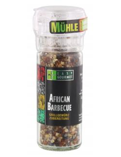 Easy Gourmet Gewürzmühle African Barbecue  (48 g) - 4250115711353