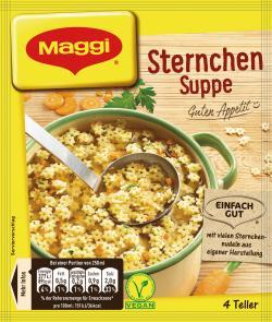 Maggi Guten Appetit Sternchen-Suppe  - 7613032290955
