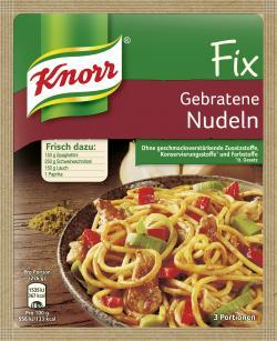 Knorr Fix Gebratene Nudeln  (30 g) - 4000400163172