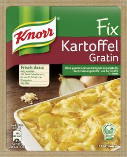Knorr Fix Kartoffel Gratin  (37 g) - 4000400145413