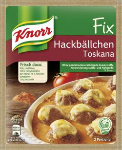 Knorr Fix Hackbällchen Toscana  (43 g) - 4000400127532