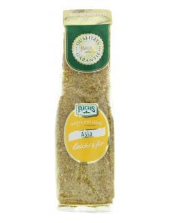 Fuchs Würzen statt salzen leicht & fit Asia  (70 g) - 4027900246723