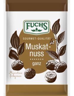 Fuchs Muskatnuss ganz  (2 St.) - 4027900283803