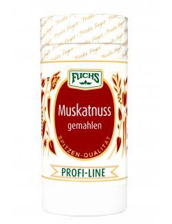 Fuchs Muskatnuss gemahlen  (150 g) - 4027900193829