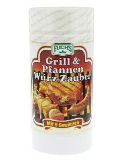 Fuchs Grill und Pfanne Würz Zauber  (150 g) - 4027900192525