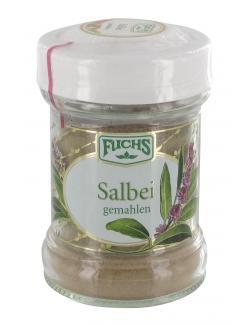 Fuchs Salbei gemahlen  (25 g) - 4027900255152