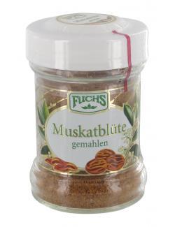 Fuchs Muskatblüte gemahlen  (45 g) - 4027900253790