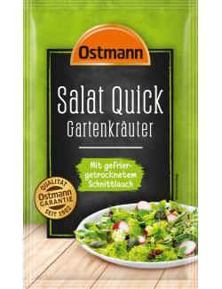 Ostmann Garten- Kräuter  (5 x 10 g) - 4002674129533