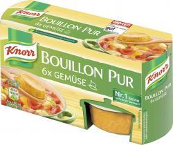Knorr Bouillon Pur Gemüse  (6 x 0,50 l) - 8712566361458