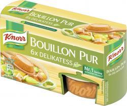 Knorr Bouillon Pur Delikatess  (6 x 0,50 l) - 8712566361564