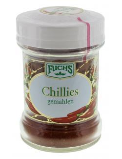 Fuchs Chillies gemahlen  (45 g) - 4027900251451