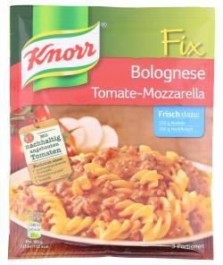 Knorr Fix Bolognese Tomate-Mozzarella  (53 g) - 8712100536748